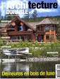Architecture durable N° 21 Avril 2015
