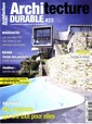 Architecture durable N° 23 Octobre 2015