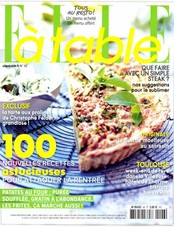 Elle à table N° 96 Septembre 2014