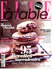 Elle à table N° 99 Mars 2015