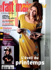 Magazine fait main