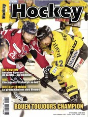 Hockey magazine N° 113 Mai 2013