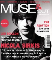 Muse and out N° 61 Mars 2013