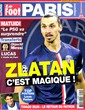 Le Foot Paris Magazine N° 1 Janvier 2015