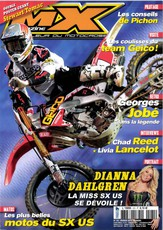 MX Magazine N° 184 Avril 2013
