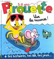 Pirouette N° 99 Juin 2012
