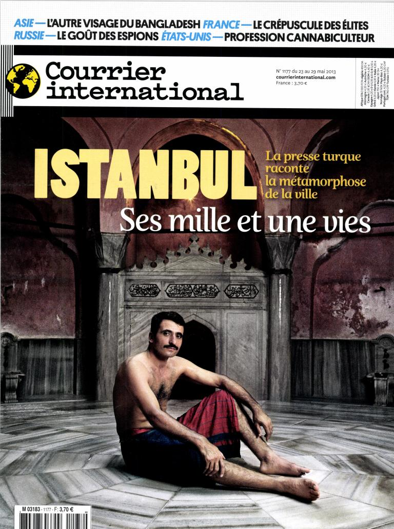Courrier International N° 1177 Mai 2013