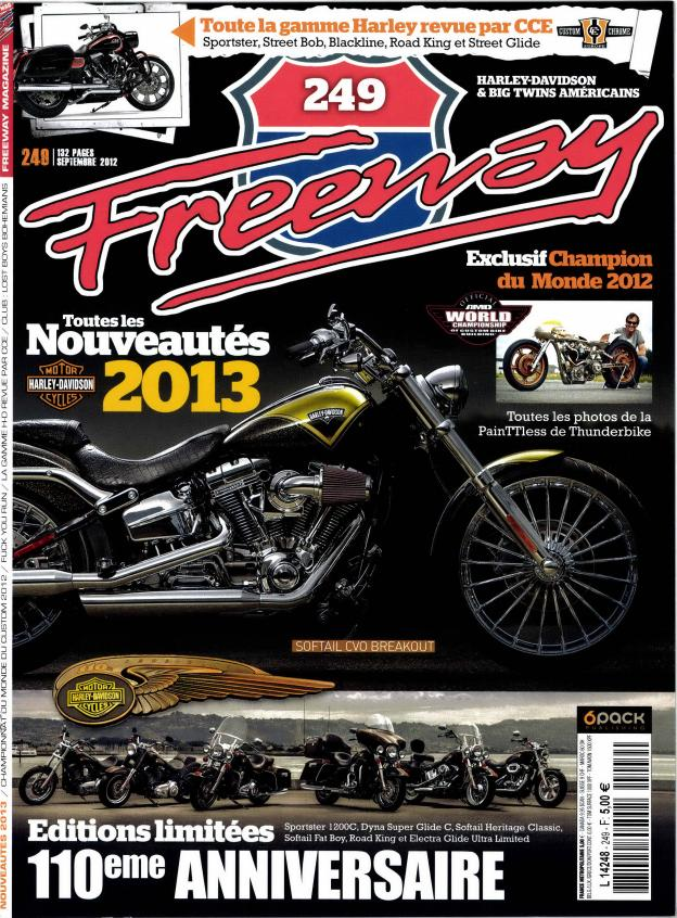 Freeway N�249 - Septembre 2012  [Lien Direct]