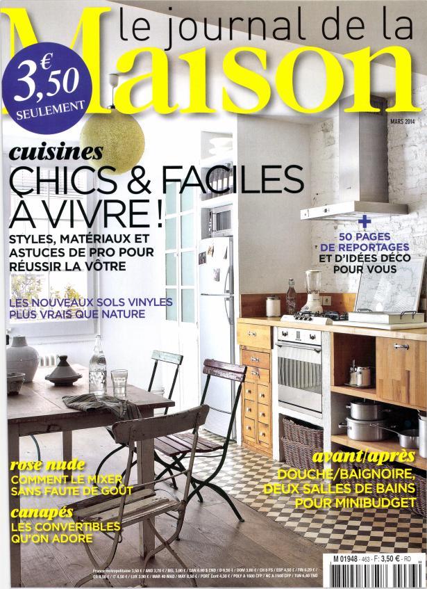 Abonnement journal de la maison maison design for Le journal de la maison