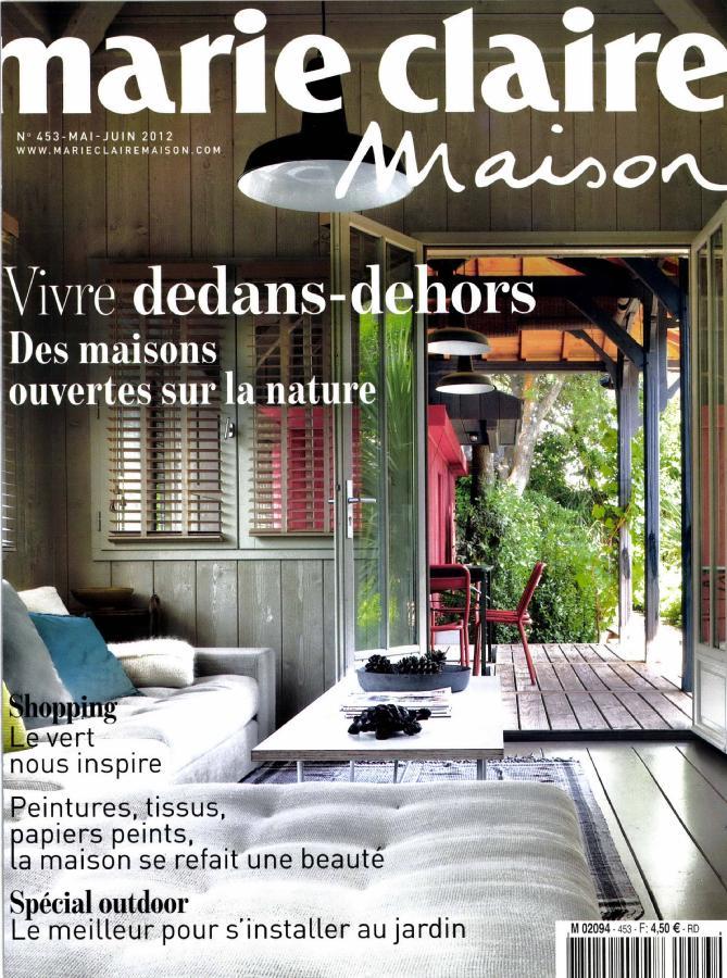 Abonnement marie claire maison abonnement magazine par - Magazine de decoration maison ...