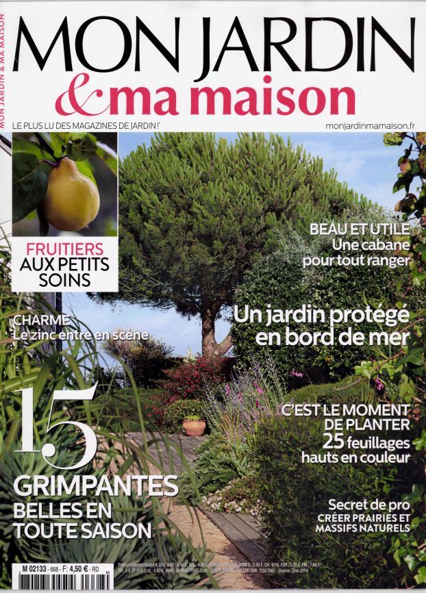 Abonnement mon jardin et ma maison abonnement magazine - Mon jardin ma maison abonnement ...