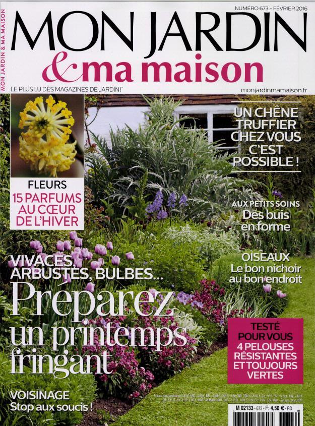 Abonnement mon jardin et ma maison abonnement magazine - Mon jardin ma maison ...
