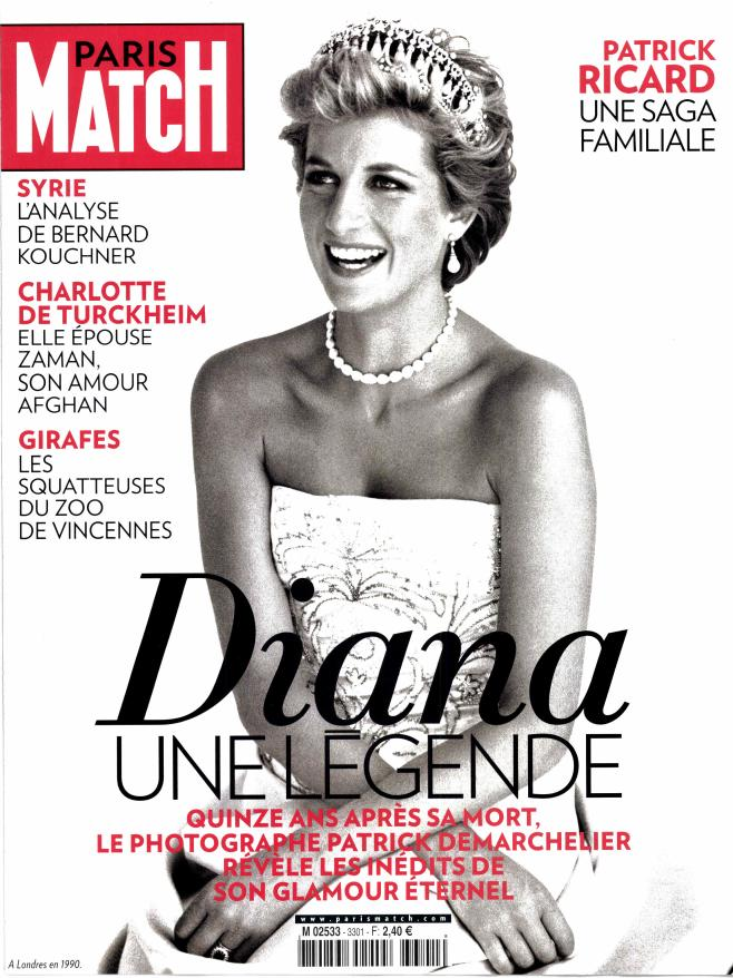 Paris Match N° 3340 Mai 2013