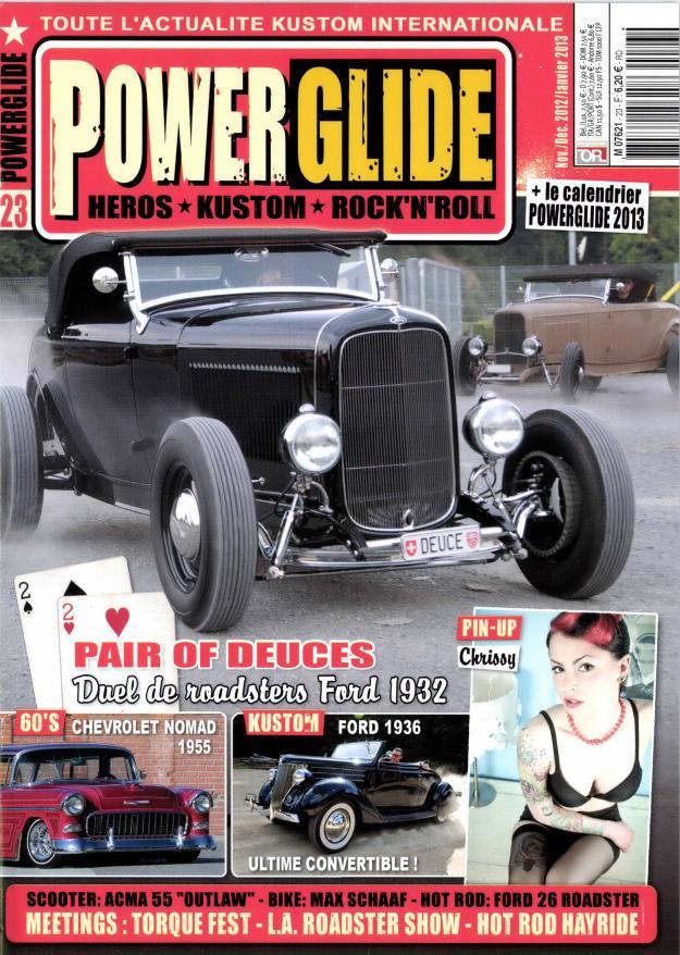 Magazine POWERGLIDE Power-glide_n-23_juillet-2012